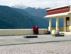 Тибетский монастырь, Долина Куллу