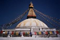 Ступа  Буддханатх, Катманду