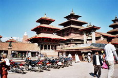 Площадь  Дурбар, Бхактапур