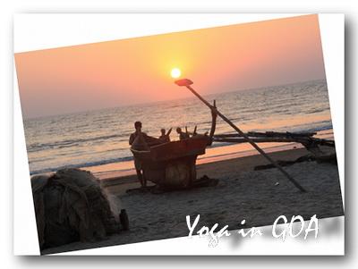 Йога в Индии, Гоа